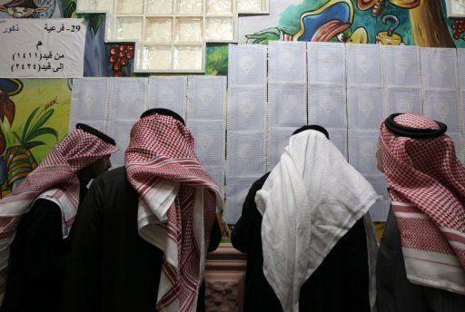 Kuwait Voters Head Dress