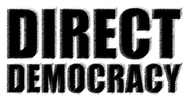 Swiss Referendums direct democracy