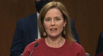 Senate confirms Barrett to Supreme Court, sealing a conservative majority for decades