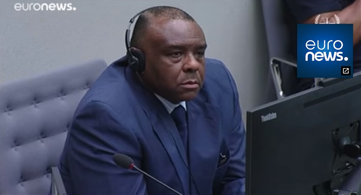 Congo's Constitutional Court Excludes Bemba From Presidential Race
