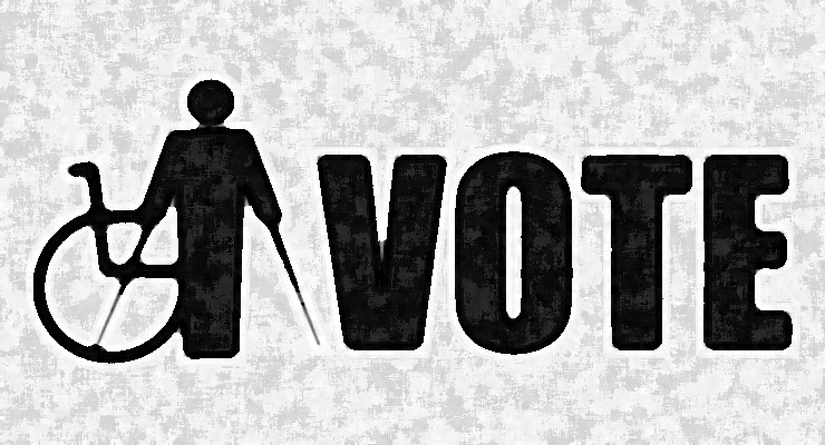 The Era of Easier Voting for Disabled People Is Over