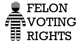 Kentucky and New Jersey expanded felon voting rights in December
