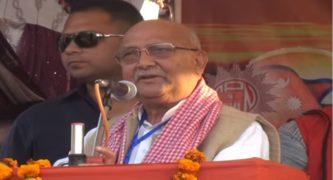 Nepal's Prime Minister Talks Democracy