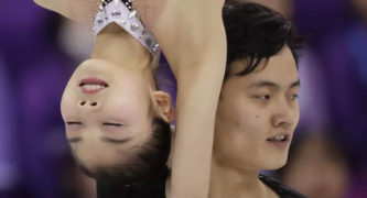North Korean Olympics spectacle