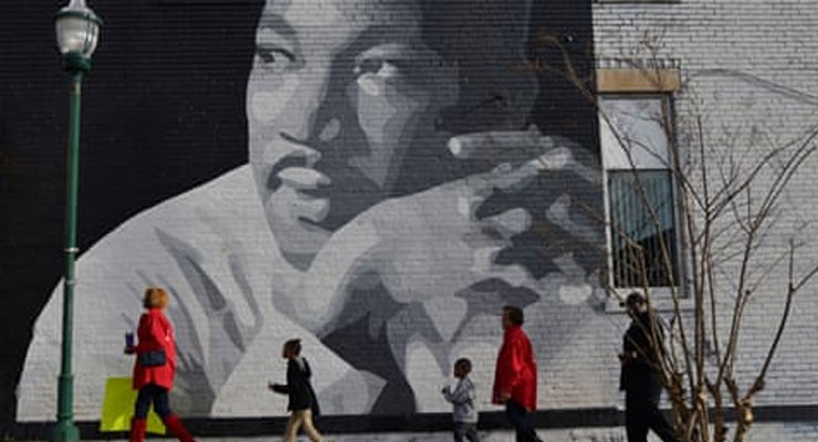 Martin Luther King and the battles that outlived him