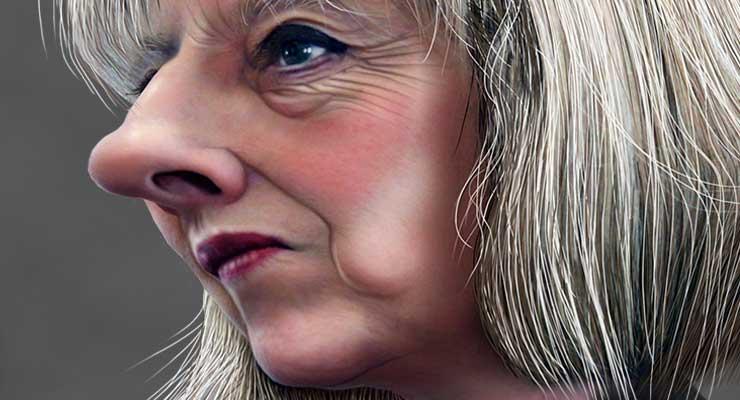 UK Democracy Goes Into Overdrive