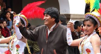 The World that cried wolf! Ignoring and sanitizing American foreign policy in Bolivia
