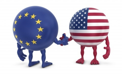united states european union together graphic