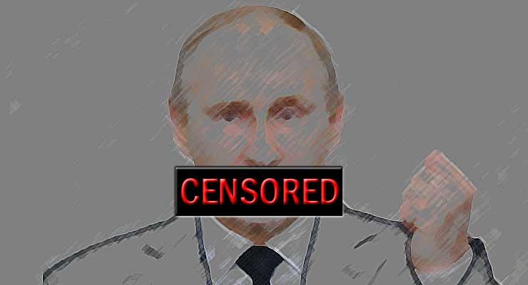Russian Repression Tactics
