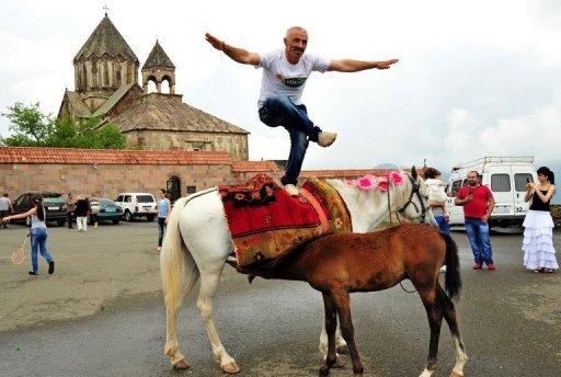 Nagorny Karabakh vacation average spot