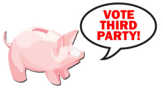 Poll: Third political party is needed in US