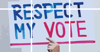 Texas's New Law, Climax of a Year For Voting Restrictions