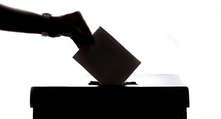 Did A Voting Machine Confuse Ballot Fold Lines For Votes?