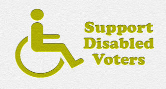 6th Anniversary of the Disability Party